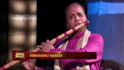 Interview with Indian Classical Flutist HIMANSHU NANDA (Part 1) | NewsX Select