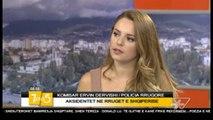 7pa5 - Aksidentet ne rruget e Shqiperise - 5 Shtator 2016 - Show - Vizion Plus