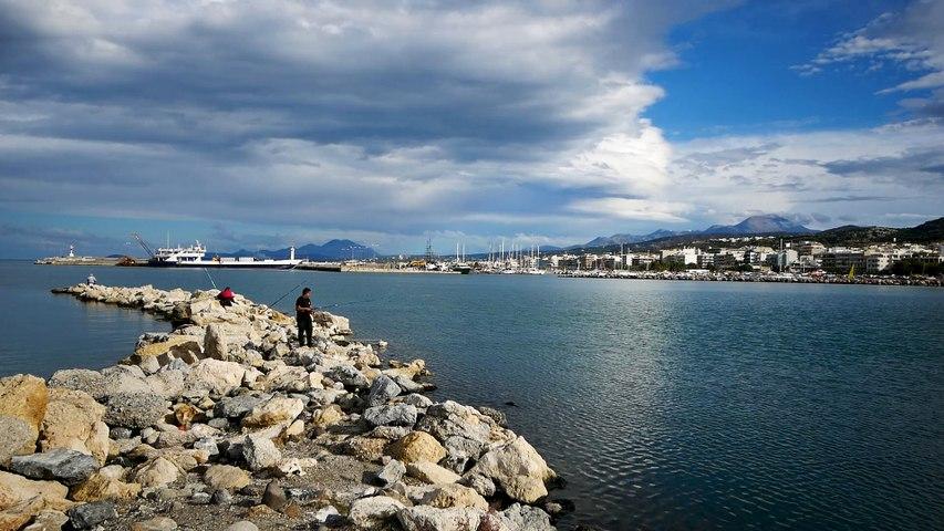 Stadtrundgang auf Kreta: Rethymno