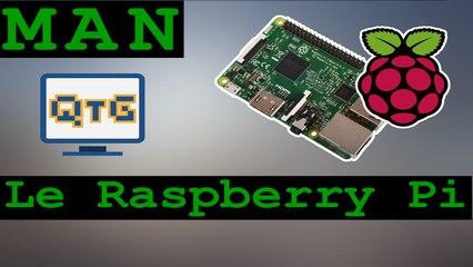 Raspberry Pi – Man #3
