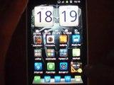 Go Launcher EX su Samsung Galaxy S2 (Video Guida Tutorial italiano)