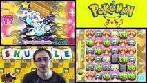 Pokemon Shuffle - Primarina Escalation Levels 25 & 50 (No Items) - Episode 238