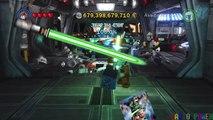 Han Solo Evolution in Lego Videogames