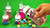 Slime Goo Minecraft Spiderman Barbie Cartoon Surprise Toys StrawberryJamToys