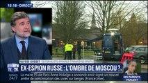 """Espion russe : """"On est quasiment dans climat de guerre froide entre Londres et Moscou"""""""