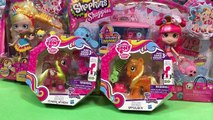 NEW Applejack Flower Wishes MLP Water Cuties My Little Pony Cutie Mark Magic Zapcode Hasbro App!