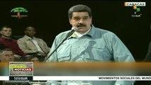 Maduro: Nuestra apuesta tiene que ser al futuro de los pueblos