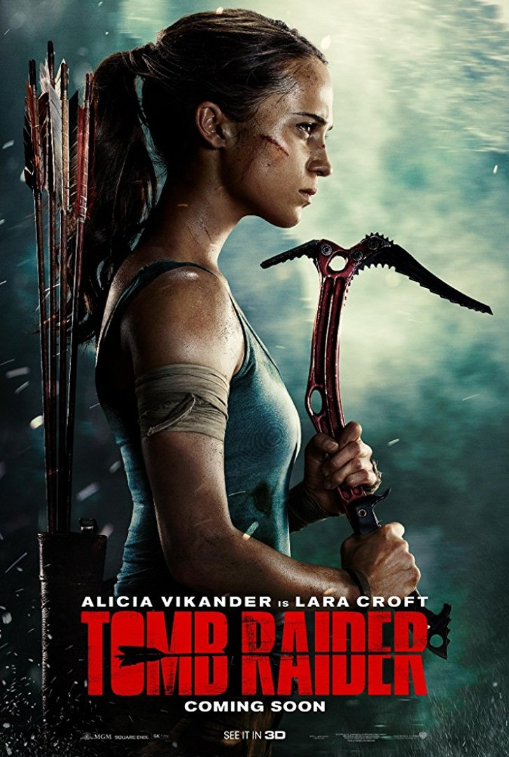 Tomb Raider Full Movie Online Release Date Video Dailymotion