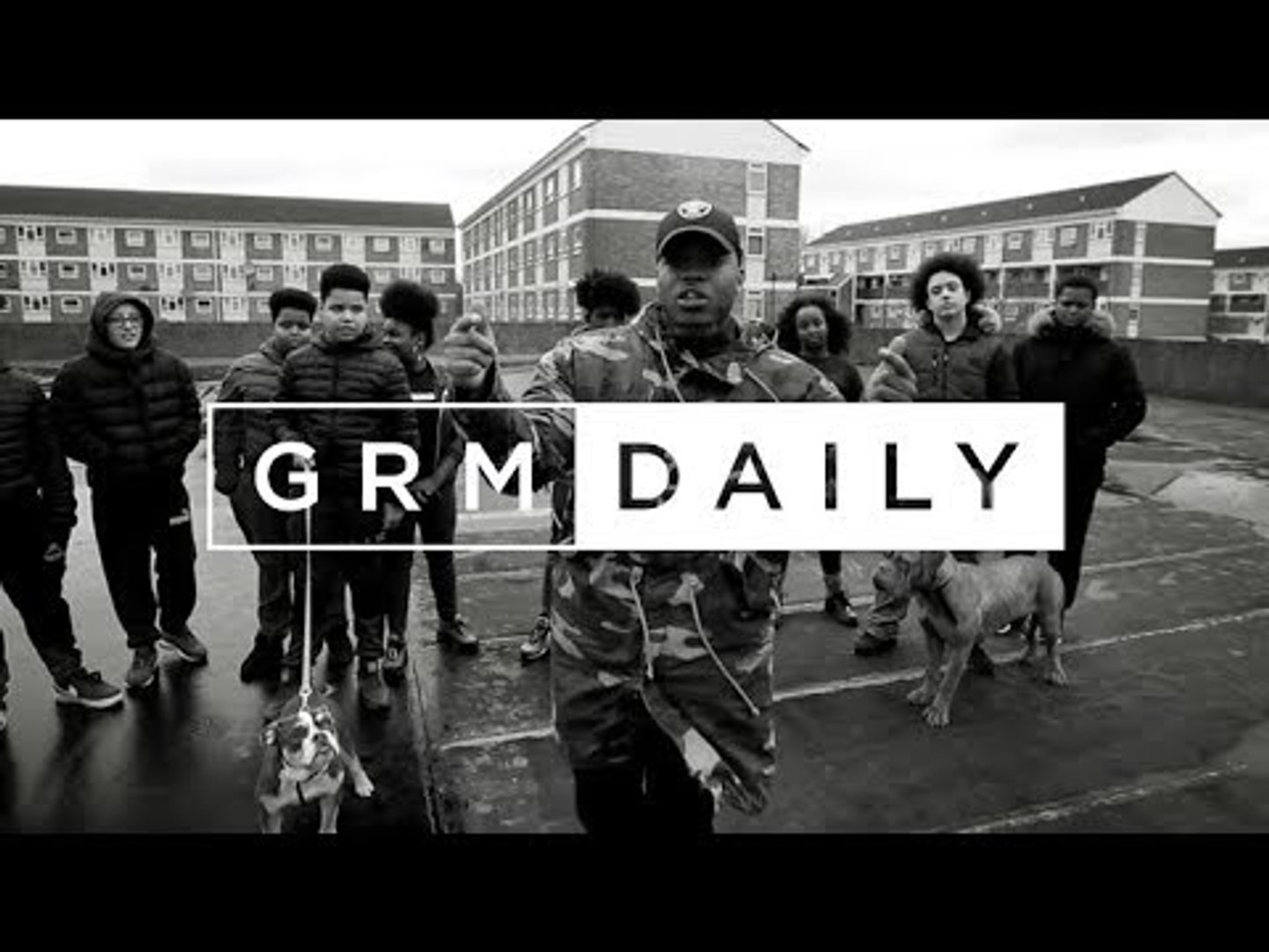 Ember Phoenix - Jungle [Music Video] | GRM Daily