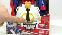 Huge High Tide Deep Water Rescue - Transformers Rescue Bots Toy