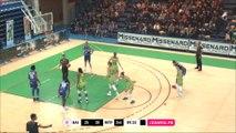 LFB 17/18 - J17 : Hainaut Basket - Lattes Montpellier