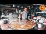 Bangkok's ANCIENT Thai Beef Stew at Wattana Panich