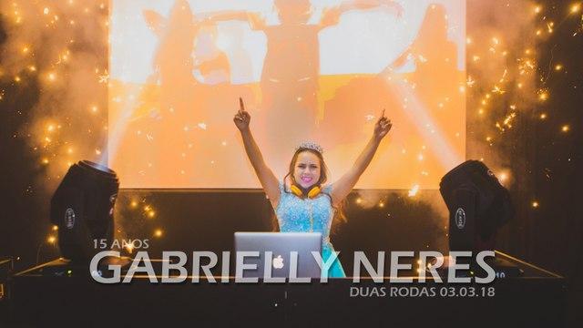 15 Anos Gabrielly Neres - Rest. Duas Rodas - 03.03.18
