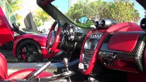 HOT CARS & HOT GIRLS Supercars Revving Paradise Festivals of Speed Miami new