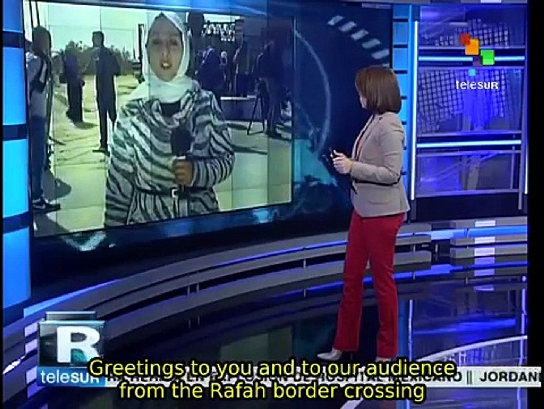 Palestinians demand Egypt open Rafah border crossing