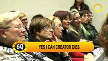 In 60 Seconds: Yes I Can creator dies