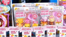 NUM NOMS GO-GO CAFE NEW TOYS by LALALOOPSY! MYSTERY CUP SURPRISE BOXES ICE CREAM TOY REVIEW FUN