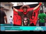 Honduran President harshly criticized just one yea