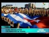 Cuban Revolution celebrates 56 years