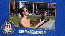 Mouthguard Challange met Koen Kardashian - Freds Filiaal | FRED VAN LEER