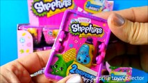 NEW Shopkins Season 2 Blind Baskets Surprise Unwrapping moose toys Part 1