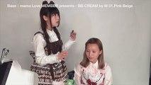 Japanese Gyaru to Kawaii Lolita MAKEUP TRANSFORMATION Tutorial|JURA Arisa Kamada|鎌田安里紗×じゅらロリータメイク変身