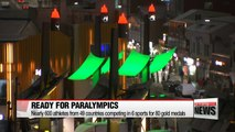 S. Korean athletes are ready for PyeongChang Paralympics