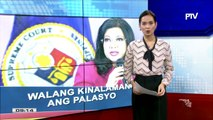 Walang kinalaman ang Palasyo sa impeachment complaint vs Sereno