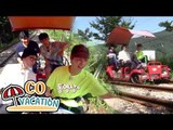 [Co-Vacation: Daniel & Yong Jun Hyung] They Ride Rail Bike 20170904