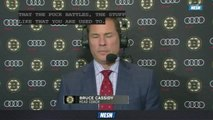 Bruins Overtime Live: Coach Bruce Cassidy Believes Bruins Perseverance Was Evident In Win Over Flyers