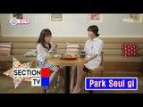 [Section TV] 섹션 TV - Hong Eun Hee & Yoo Jun-sang love story! 20160529