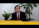 Cuauhtemoc Cardenas: Lazaro Cardenas presidential tour