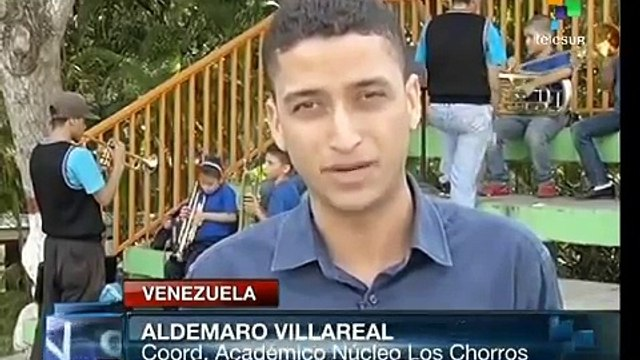 500,000 Venezuelan children enrolled at musical education centers