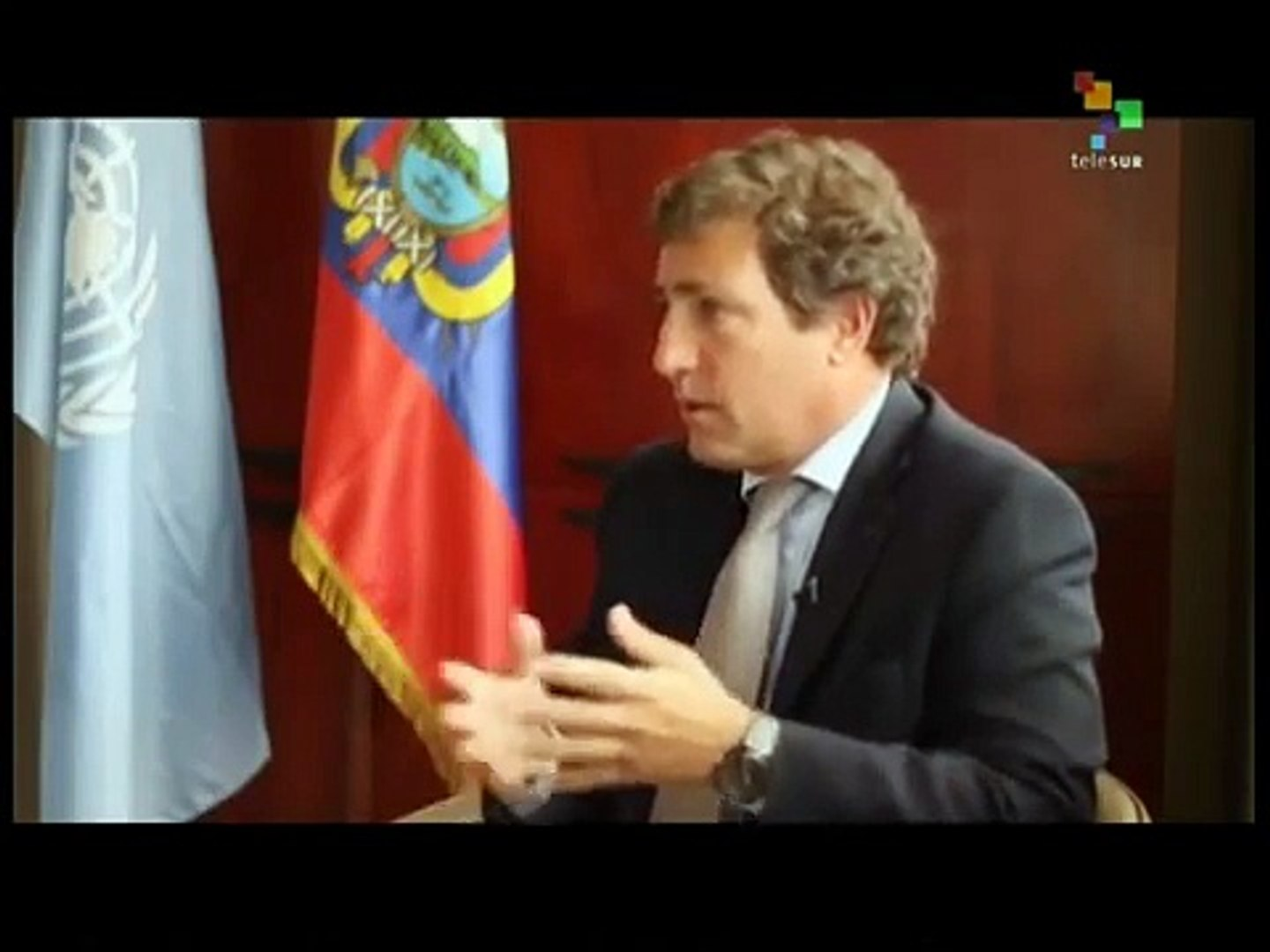 Interviews From Quito