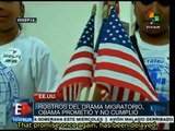 Protests for immigration reform continue in Washington