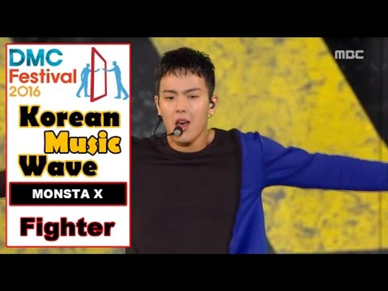 [Korean Music Wave] MONSTA X - Fighter, 몬스타엑스 - Fighter 20161009
