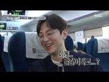[Do as Talk] 톡하는대로 - Yoon Kye-sang break an egg by using Kwon Yul's forehead 20160207