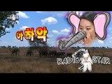 [RADIO STAR] 라디오스타 - Kim Jae-hwa's mimicry 20151104
