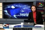 European elections indicates a rise of extreme-right parties