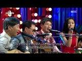 [RADIO STAR] 라디오스타 - C'est Si bon avec Cho Jung-min 쎄시봉과 조정민의 화음! 20150826