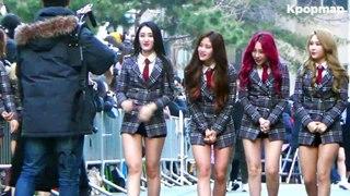180309 Music Bank Morning Greetings