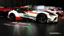 Toyota GR Supra Racing Concept - Salon de Genève 2018