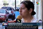 Residents of Michoacan denounce abuses by the authorities