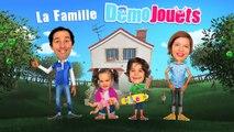 Oeuf Surprise Barbie La Reine des Neiges Violetta Play Doh Shopkins - Démo Jouets