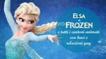 Elsa di Frozen versione lesbo? Ecco tutti i cartoni Disney e non che hanno affrontato l'argomento