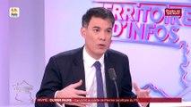 Best of Territoires d'Infos - Invité politique : Olivier Faure (09/03/18)