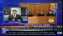 Government of Alvaro Uribe accused of spying on Venezuela and Ecuador