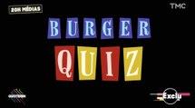 """TMC annonce le retour de """"Burger Quiz"""" - ZAPPING TÉLÉ DU 09/03/2018"""