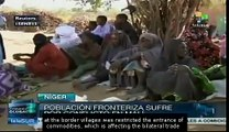 IDPs fleeing from Mali to Niger