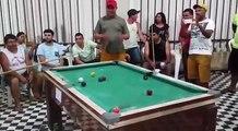 Mestre Caco vs Baianinho de Mauá. Jogaço.